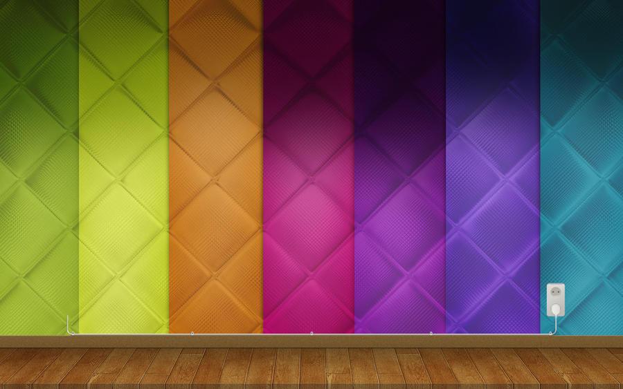 colores y piso by PatyJonatica