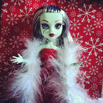 Have a Freaky Fabulous Christmas! by masked-elf