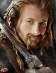 Fili Portrait Style 1 (The Hobbit)
