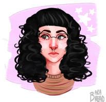 Lilia's Portrait by BARA-BREAD