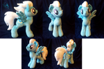 Fleetfoot - Custom Plush