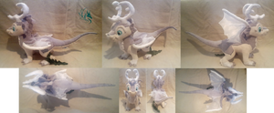Hircine - Custom Plush by Fire-Topaz
