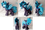 Shifter - Custom Plush