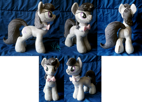 Octavia - Custom Plush by Fire-Topaz