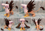 Gilda Griffon - Custom Plush