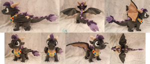 Mahari - Custom Plush