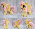 Fluttershy - Custom Plush