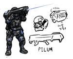 American Laser Defender