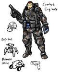 American Combat Engineer
