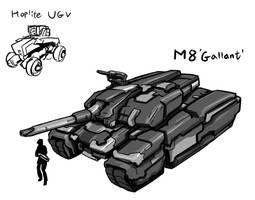 American Gallant MBT ETCG Variant by rooki1