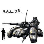 American V.A.L.O.R. UGCV