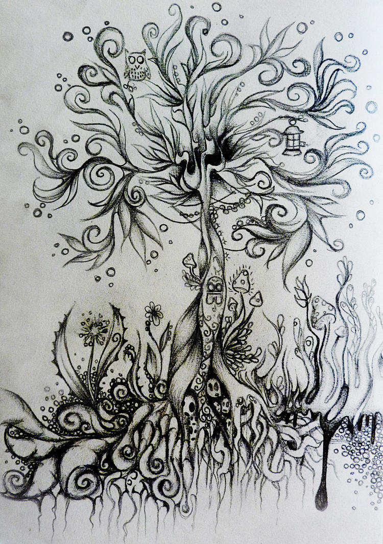 Drawings Psychedelic Tattoo Pictures To Pin On Pinterest
