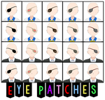 Eye Patches (CSU)