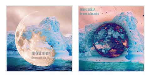 The Moon And Antarctica Album Covers by kaja661993