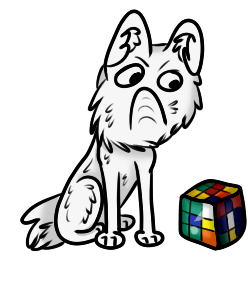 Derpy Rubix Cube Freebie