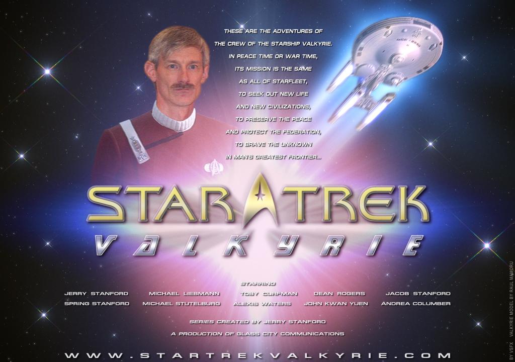STValkyrie Series Poster 6 by VSFX