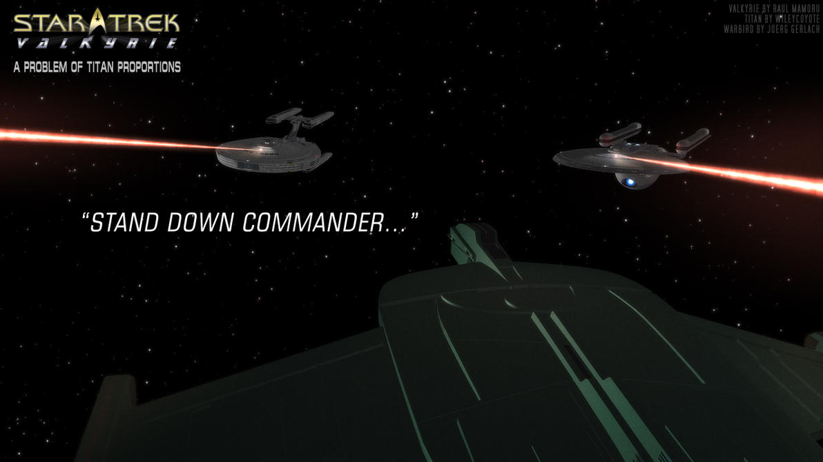STV103: Stand down Commander... by VSFX