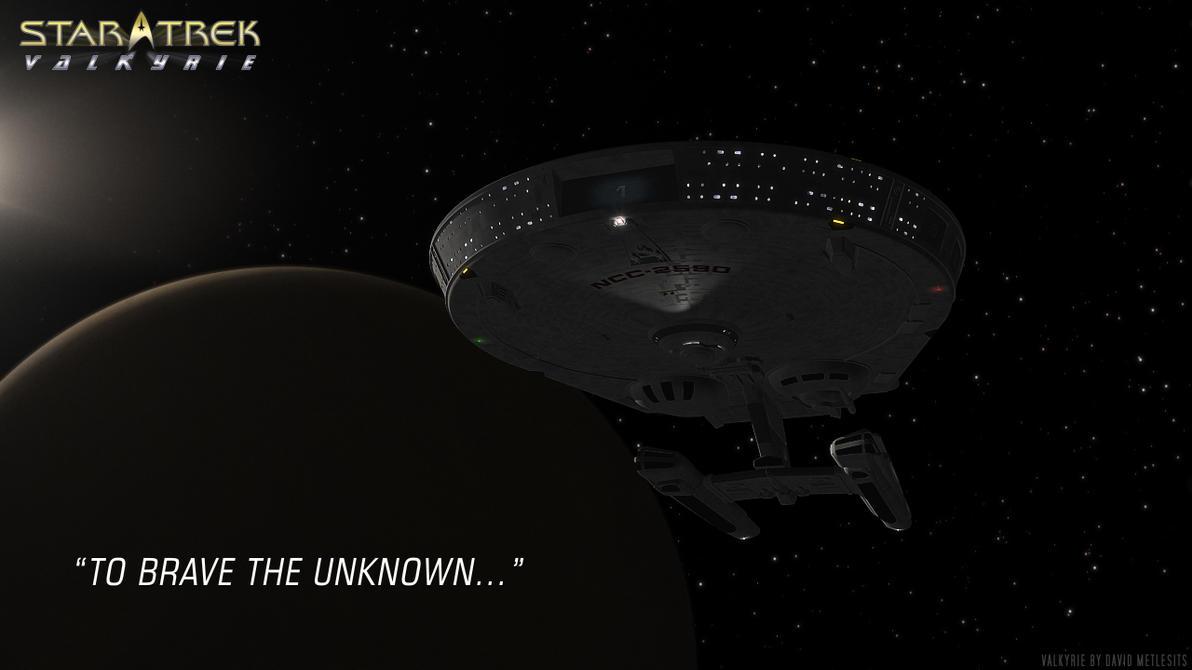 STV: To Brave the Unknown by VSFX