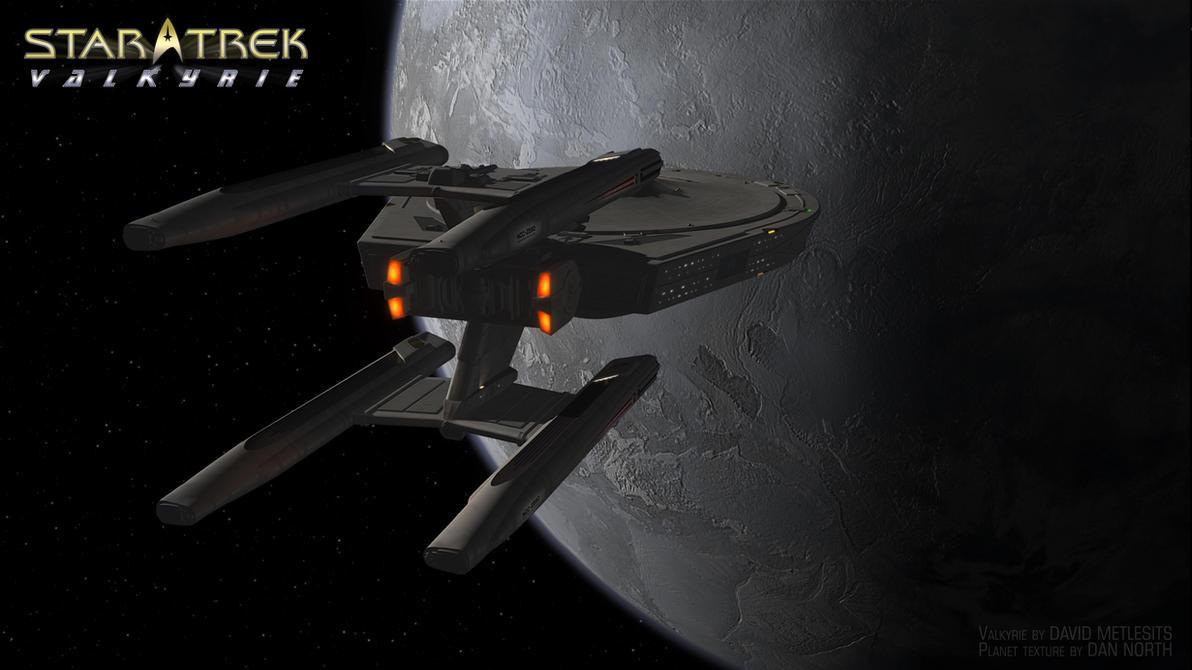 USS Valkyrie - Constellation Class by VSFX