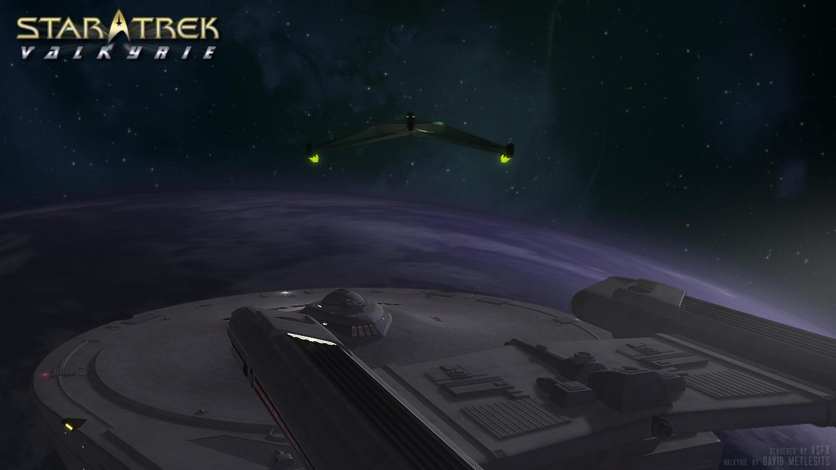303 (9) Romulan by VSFX