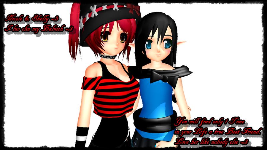 True Love between Best Friends by NekoMiinou