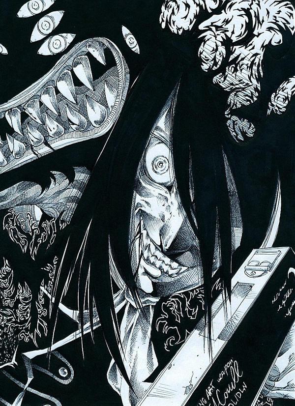 Alucard by shichinin-tai