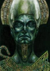 Osiris by shichinin-tai