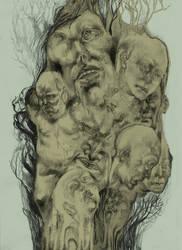 the tree of pain by shichinin-tai