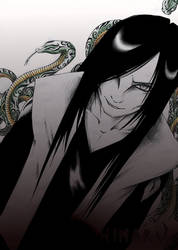 Orochimaru by shichinin-tai