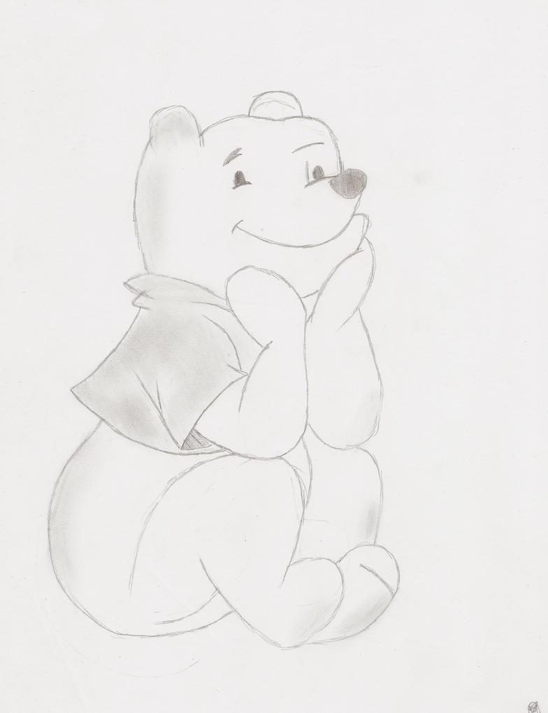 Winnie the Pooh by SwagBatman