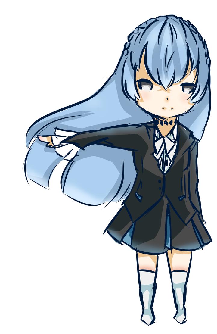 Nori-chan (KIZNAIVER) by xxharuki