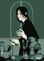 Half-Blood Prince by Arboriss
