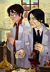 Love Chemistry by Arboriss