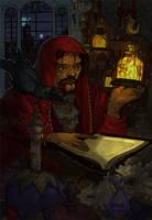 Wizard by Arboriss