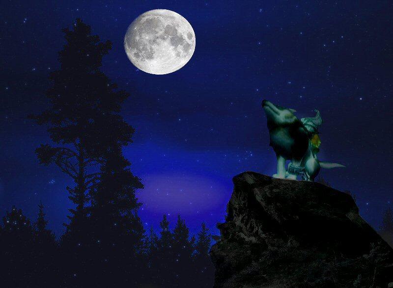 howling wolf link by purestarnight on deviantart