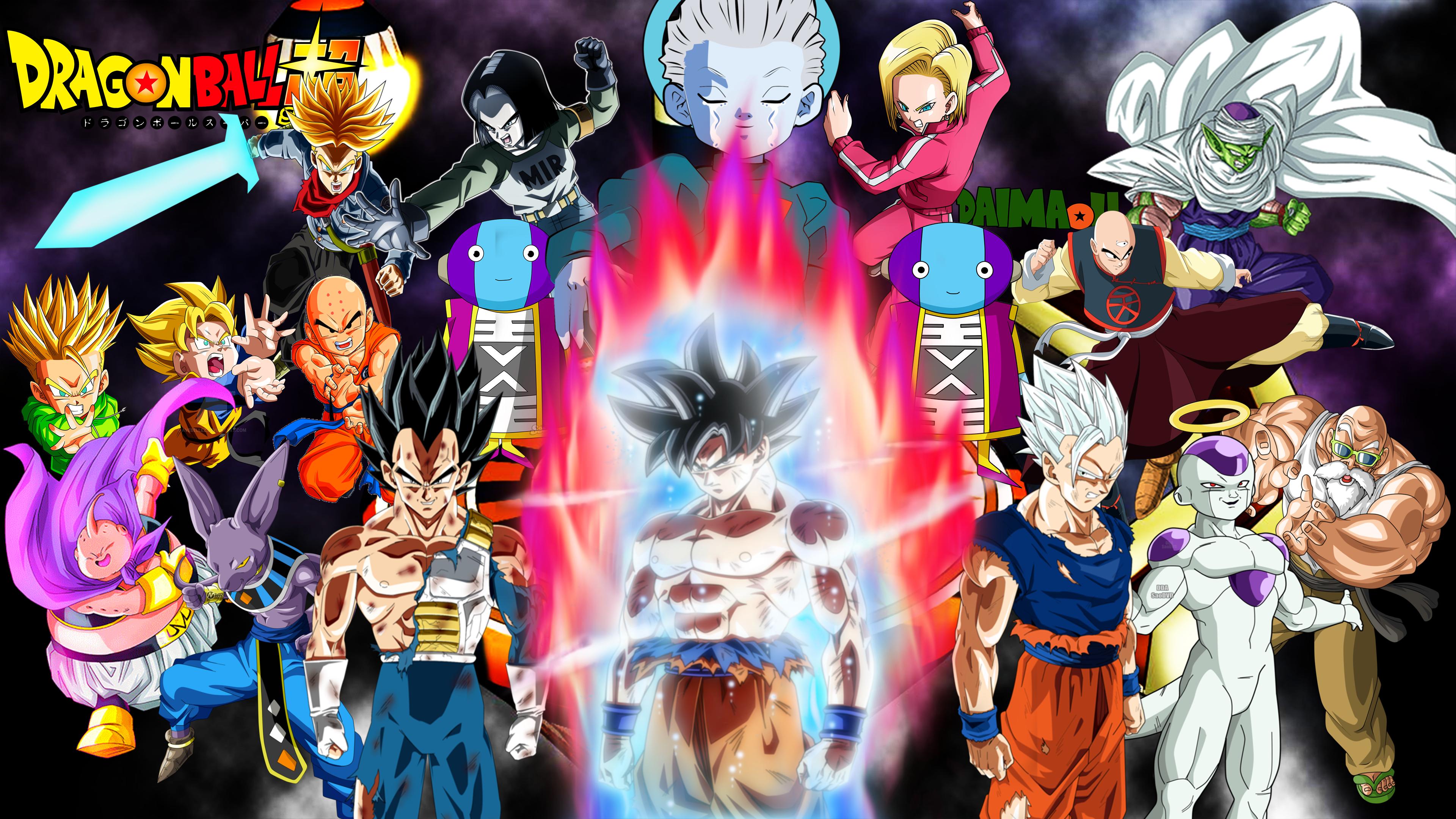 Dragon Ball Super  The Final War by daimaoha5a4 on DeviantArt