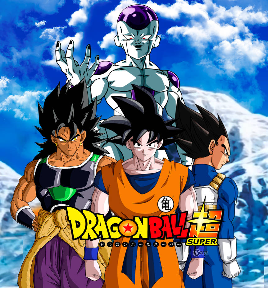 Dragon Ball Super New Movie 2018 Fanart By Daimaoha5a4 On Deviantart