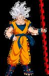 Goku Mastered Ultra Instinct New Movie Style
