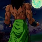 Oozaru is coming...