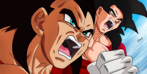 Broly, Fight With Us!!!
