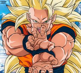 Goku Ssj3 New Movie Style
