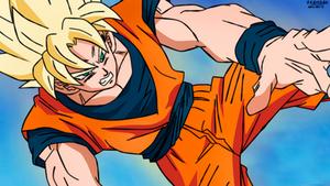 Goku Ssj Shida New Movie Style by daimaoha5a4