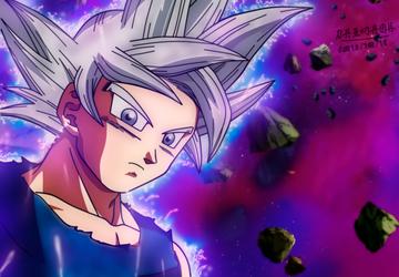 Goku Mastered Ultra Instinct by daimaoha5a4
