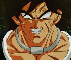 Broly Rage 1993 Movie Style by daimaoha5a4