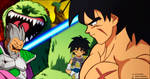 Broly's history