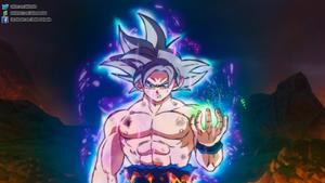 Goku UIiiiii