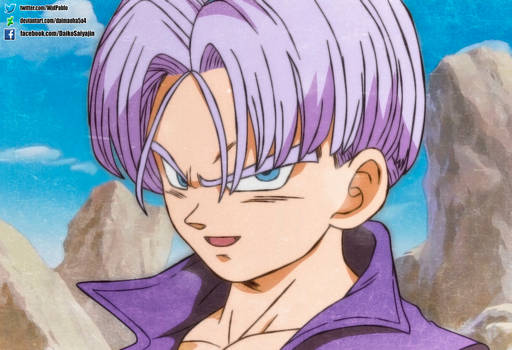 Mirai Trunks in Shintani Style