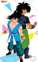 It's time to give you your Gi, Broly
