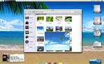 July Desktop
