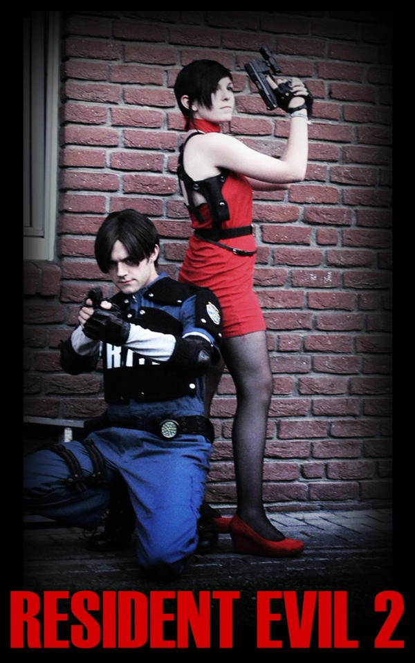 Resident Evil 2 Preview by AmmyxDante